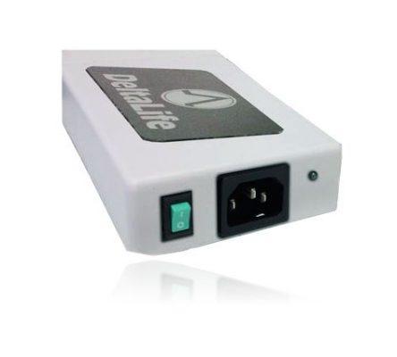Monitor Multiparamétrico USB - DL 950 VET • Eletrocardiógrafo