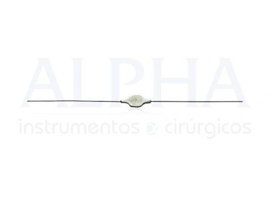 Sonda lacrimal 0,6mm