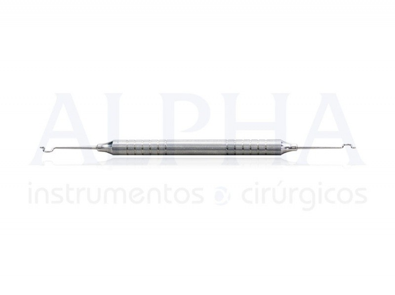 Colocador de elastick duplo cabo 8mm