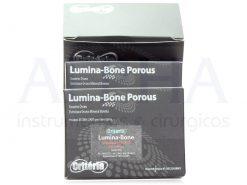 Osso para enxerto Lumina Bone Porous - Small