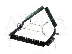 Afastador autoestático mini - pentágono com 8 ganchos