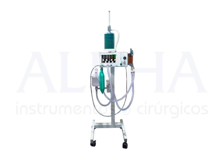 Aparelho de anestesia inalatória DL740